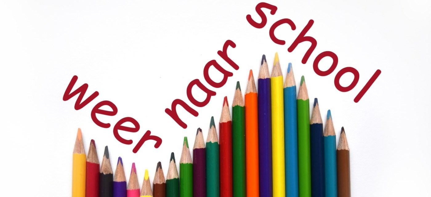 Start nieuw schooljaar - Kindcentrum de Vaart